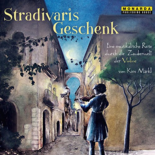 Stradivaris Geschenk audiobook cover art