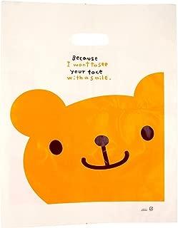 【plum forest】 クマ買い物袋 45枚入り Lサイズ