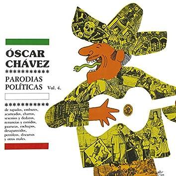 Parodias Políticas (Vol.4)
