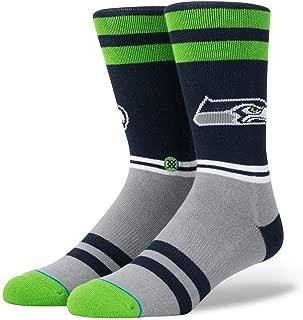 M558C18LSE Men's Seahawks Logo Sock