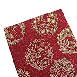 Zoloyo Baumwollstoff, japanische Kraniche, Blumen, Kimonos,