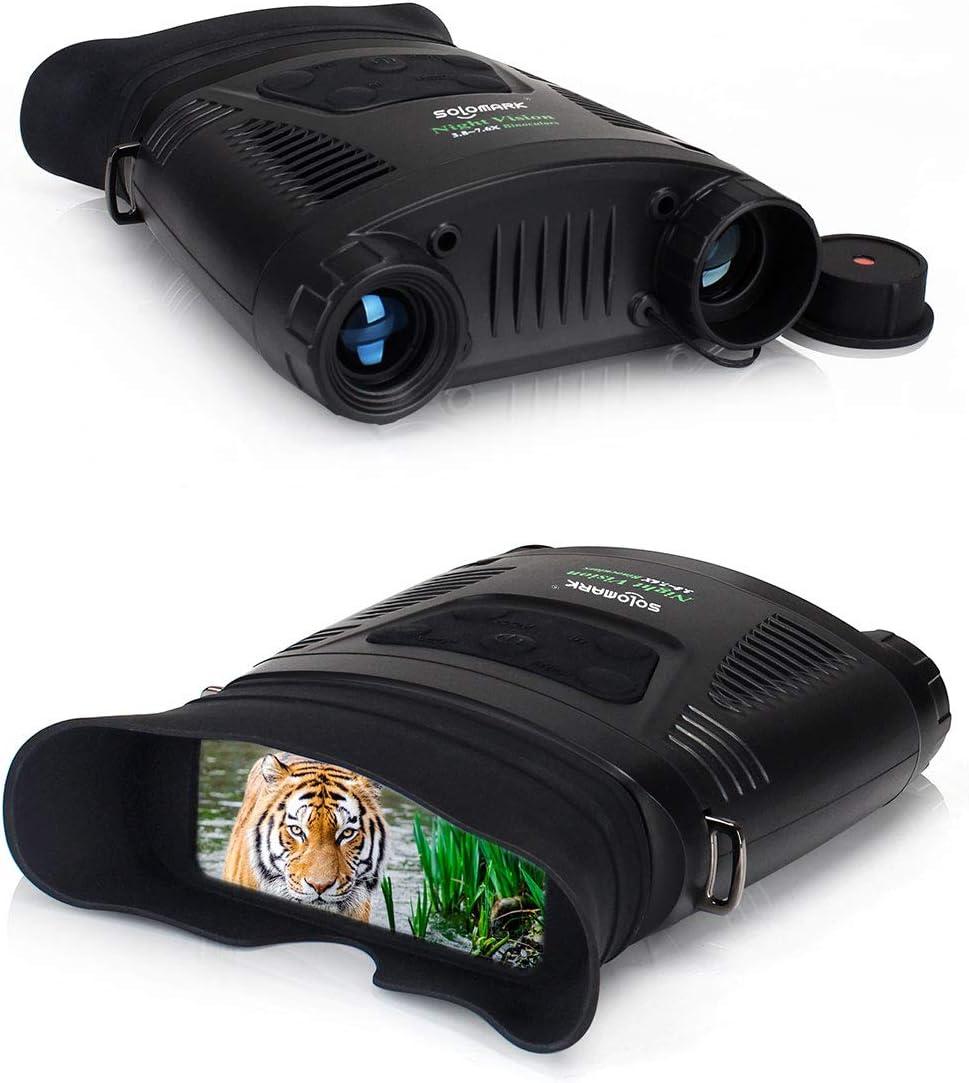 Solomark 3.8-7.6x Night Vision Binoculars