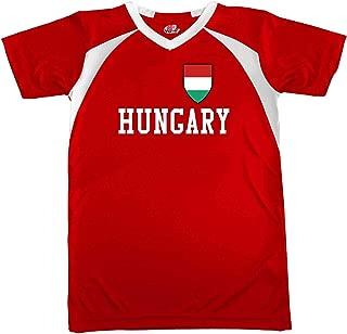 hungary football jersey