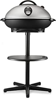 Sunbeam HG6600B Kettle King Outdoor Electric Bbq, Charcoal