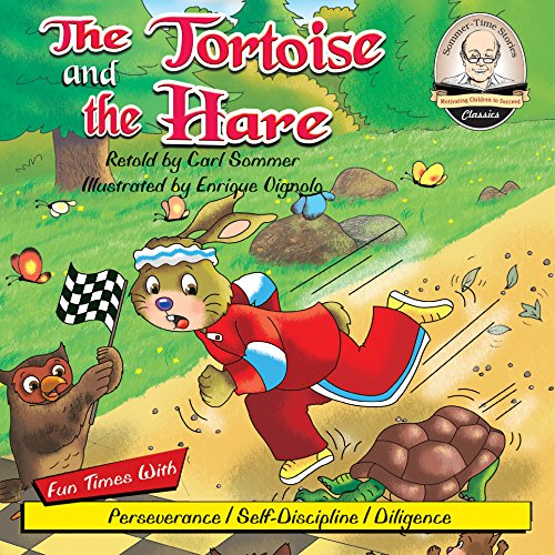 The Tortoise and the Hare cover art