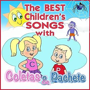 The Children's Songs with Coletas & Pachete