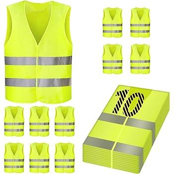 Adult Safety High Visibility Security Belt Biking Reflective Stripe Gear Walking
