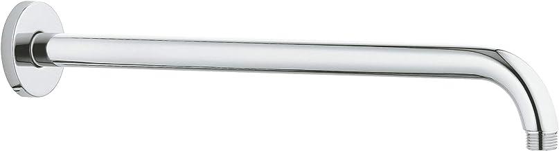 Grohe Rainshower 16 In. Shower Arm,Starlight Chrome