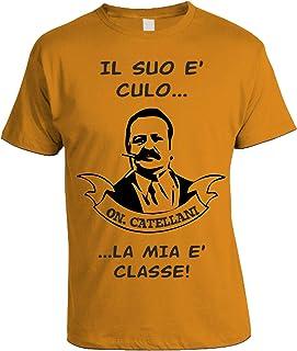 Humor bubbleshirt Tshirt Film Cult Anni 80 Fantozzi Parody Trash Urlo di Ugo