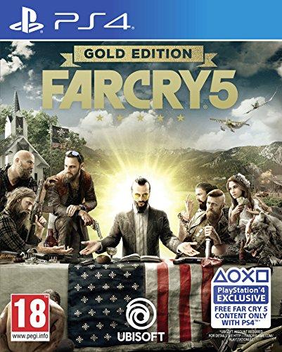 Far Cry 5 Gold Edition - PlayStation 4 [Edizione: Regno Unito]