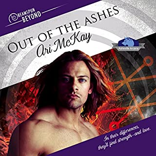 Out of the Ashes     Dreamspun Beyond              By:                                                                                                                                 Ari McKay                               Narrated by:                                                                                                                                 Andrew McFerrin                      Length: 5 hrs and 47 mins     10 ratings     Overall 4.1
