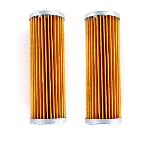 HIFROM Fuel Filter Replacement for KUBOTA B1550 B1700 B1750 B1750HST B20 B21 B2100 B2100DT B2150 B2400 B2400 B4200 B5100 B5200 B6000 B6100 15231-43560 1T021-43560 14301-12470 Pack of 3