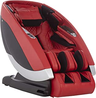 Human Touch 100-SNOVO-021 Super Novo Massage Chair, One Size, Red