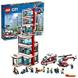 LEGO City Hospital 60204 Building Kit (861 Pieces) (Discontinued by Manufacturer)