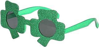 N/F - TEYUN Marco Lindo de Las Gafas de Sol del trébol de Metal Partido Anti-Ultravioleta Favor Gafas de Sol Fanci-Frame Adulto Fiesta Niños vidrios del Partido de Accesorios