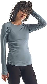 icebreaker Dames 150 Zone Ls Crewe functioneel shirt