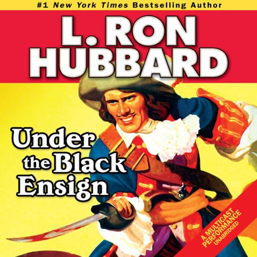 Under the Black Ensign audiobook cover art