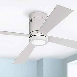 modern hugger ceiling fans