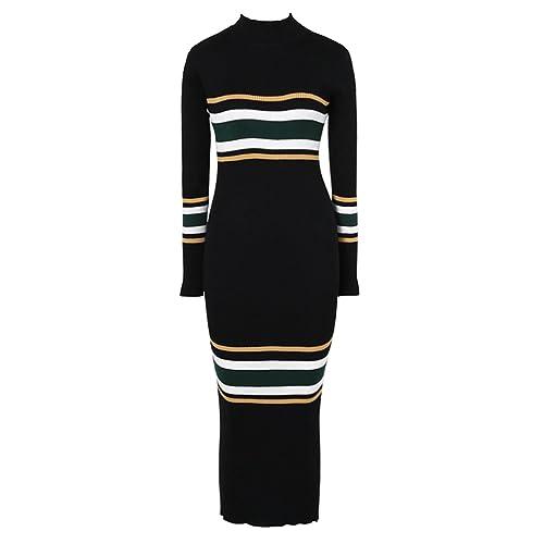 ad29eba876844 Women's Long Sweater Dress: Amazon.com