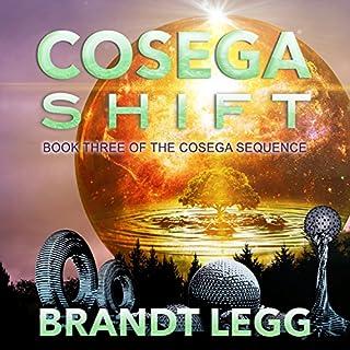 Cosega Shift cover art