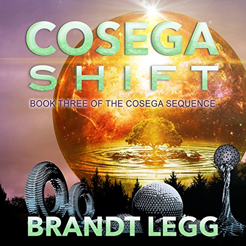 Cosega Shift cover art