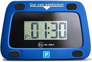 achilles Parkwächter Digitale parkeerschijf voor Nederland, voldoet aan de verkeersregeling, elektronische parkeerklok voo...