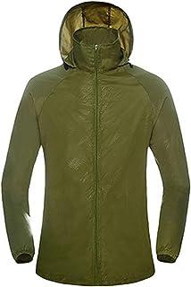 Mate U Jackets Mens Women ETS Windproof Ultra-Light et Men Army Windbreaker Quick Dry Skin Coat