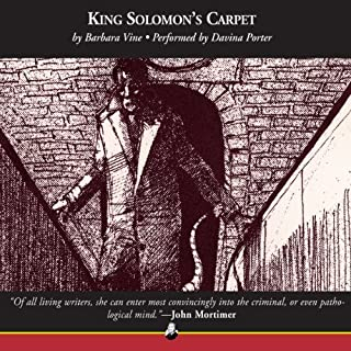 King Solomon's Carpet cover art