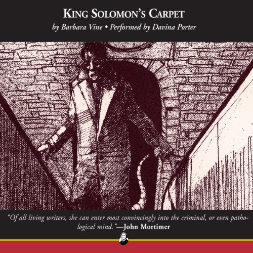 Page de couverture de King Solomon's Carpet