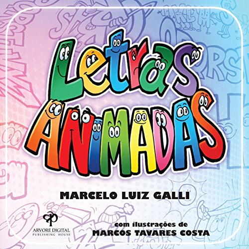 Letras Animadas (Portuguese Edition)