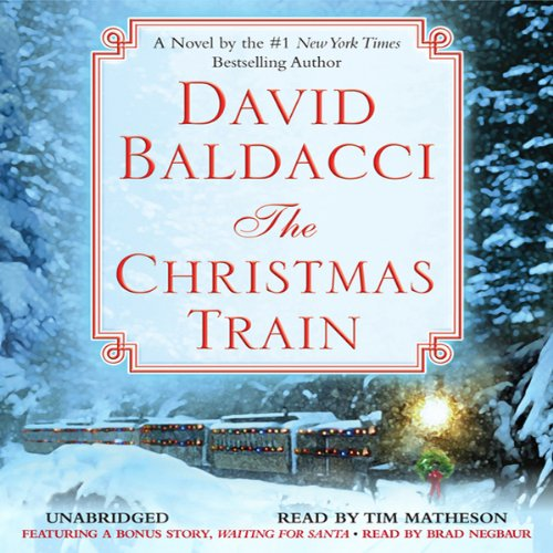 The Christmas Train cover art