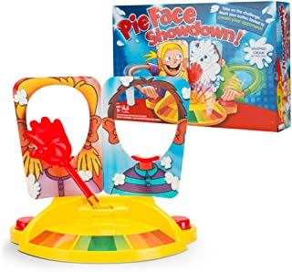 flently Pie Face Showdown Game Board Games for Kids