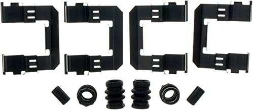 ACDelco 18K1761X Professional Front Disc Brake Caliper Hardware Kit with Clips, Seals, and Bushings