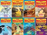 Who Would Win? Series Collection of 8 Books By Jerry Pallotta and Rob Bolster (Includes: Whale Vs. Giant Squid; Tarantula Vs Scorpion; Tyrannosaurus Rex Vs Velociraptor; Komodo Dragon Vs. King Cobra; Lion Vs Tiger;Killer Whale Vs Great White Shark; Hammerhead Vs Bull Shark; Polar Bear Vs Grizzly Bear;)
