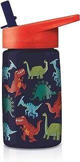 CROCODILE CREEK - Botella infantil de Tritán Dinosaurios -
