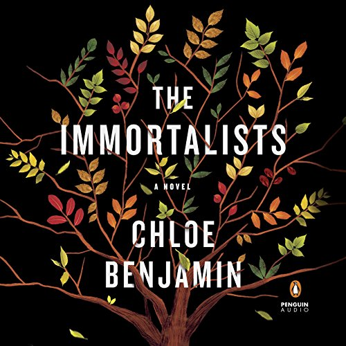 The Immortalists audiobook cover art