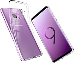 UNBREAKcable Samsung Galaxy S9 Case, Crystal Clear, Ultra-Thin Slim Soft TPU Silicone Protective Transparent Case Cover for Samsung Galaxy s9, Dustproof & Anti-Yellow