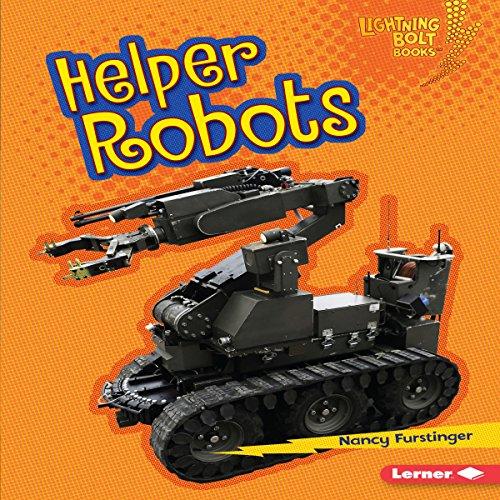 Helper Robots copertina