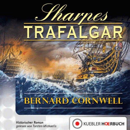 Sharpes Trafalgar (Richard Sharpe 4) cover art