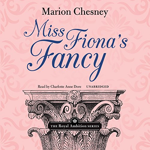 Miss Fiona's Fancy audiobook cover art