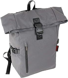 Mochila de mensajero, impermeable, para bicicleta, con compartimento para portátil y compartimento para tablet