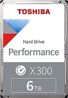 """Toshiba X300, 3.5"""" 6TB 7200rpm 256MB, HDWR160UZSVA"""
