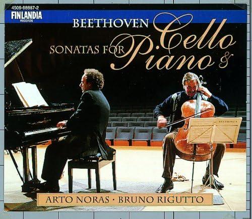 Noras, Arto (Cello) and Rigutto, Bruno (Piano)
