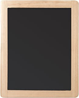 "Plaid Enterprises, Inc. 12679E Chalkboard, 8.5""X10.5"", Framed"