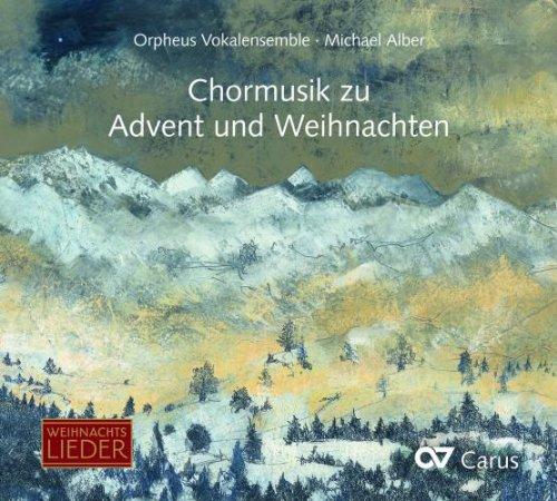 Chormusik zu Advent und Weihnachten