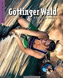 Kletterführer Göttinger Wald und Hessische Schweiz