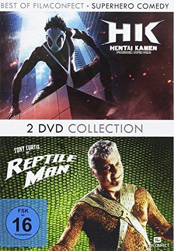 HK: Hentai Kamen / The Reptile (2 DVDs)