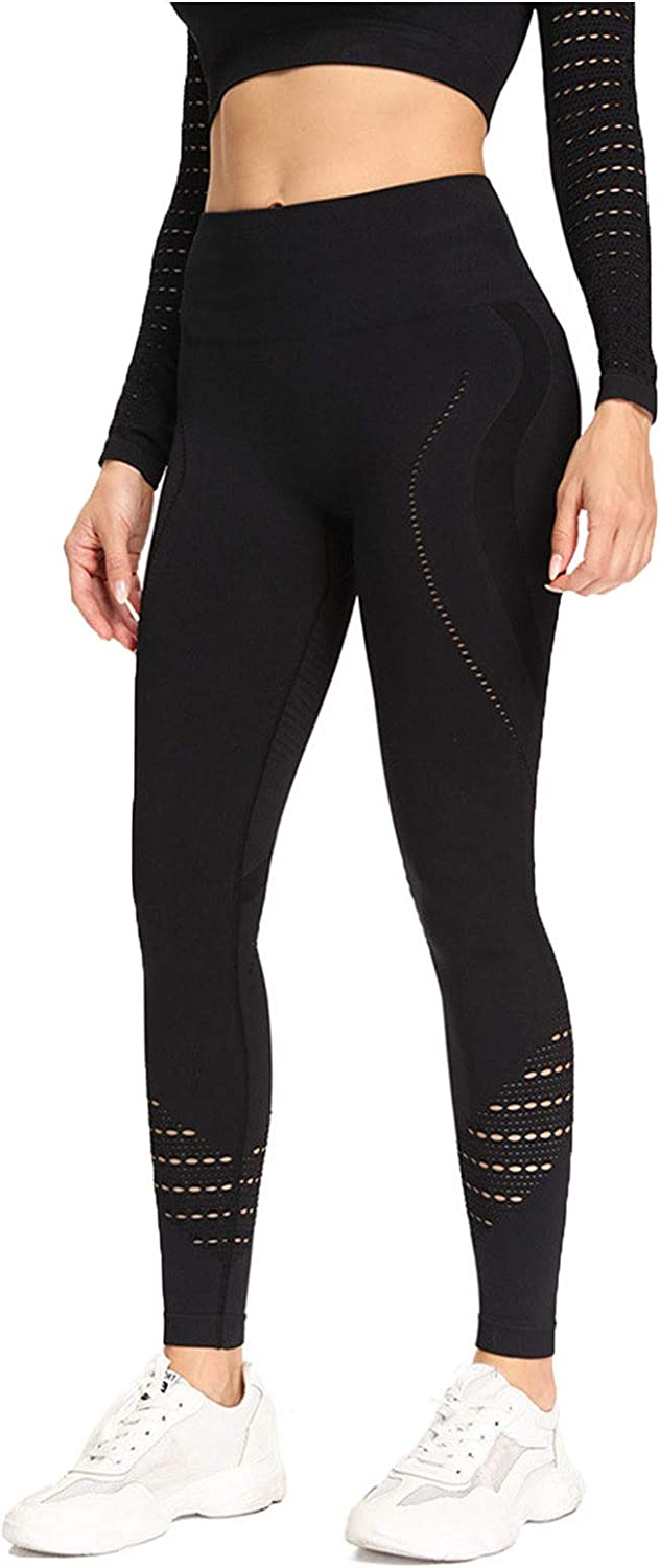 LHHH Leggings Sacramento Mall with Outlet SALE Pockets for Pants Yoga Women High Waisted