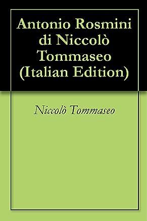 Antonio Rosmini di Niccolò Tommaseo