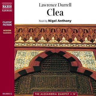 Clea audiobook cover art